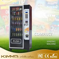 Best Compact Dried Fruit Cold Drinking Vending Machine Dispenser With Card Reader KVM-G636 wholesale