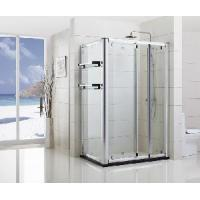 Buy cheap Framed Rectangular Hinge Shower Enclosure (YLZ-001) from wholesalers