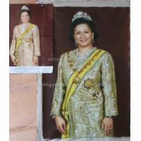 Best Accept Orders On High Quality Portraits in Oil Painting wholesale