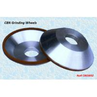 Best Resin Bond CBN Grinding Wheels - CBGW02 wholesale