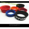 Buy cheap Hot new product for 2015 hot selling novelty Custom Slap Wristbands Sport Slap from wholesalers