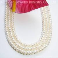 Best Fresh Water Pearl Jewelry, Necklace wholesale
