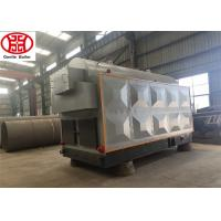 Best high efficiency Industrial Horizontal Biomass Wood Steam Boiler For Textile Industry wholesale