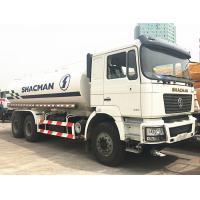 China 15000 Liters Water Truck Tanks 251 - 350HP Shacman 6x4 For Fire Fighting Function on sale