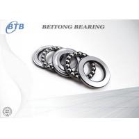 Best 51100 Stainless Steel Thrust Bearing With Axial Loads 10 X 24 X 9mm wholesale