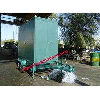 China Mobile trailer Transformer Oil Treatment Plant,Oil purification,degasification,dehydration on sale