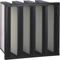 Best Compact Filter with Plastic/Galvanized Steel Frame wholesale