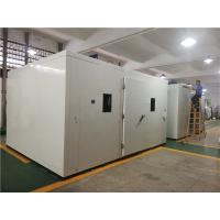 China 20% - 98% Rh Walk In Climatic Stability Chamber Electronic For Auto Spare Parts on sale