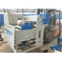 Best Low Carbon Hot Dipped Galvanized Wire Mesh Fence Machine Automatic For Anti Climb Fence wholesale