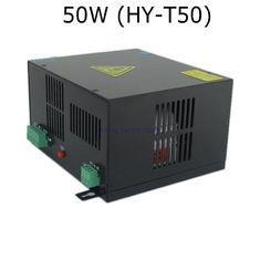 Best 50W laser power supply AC 110V 220V for CO2 laser engraver 50W laser tube wholesale