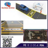 Best Wide Vision License Plate Recognition System , Under Car Scanner For Airport wholesale