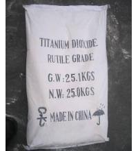 China Titanium dioxid Anatase Type,rutile type,pigment,paint, plastic,CAS NO.: 13463-67-7 on sale