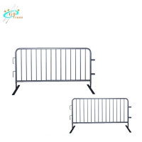 Best Straight 1154mm Aluminum Concert Events Stage Barriers wholesale
