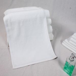Best 34x75cm White Hand Towels wholesale