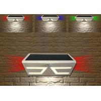 Best Solid Solar Powered Outside Motion Lights , Led Solar Security Light With Motion Detector wholesale