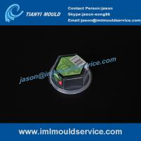 China IML thin wall mold maker, IML thin wall injection mold design,manufacturer of IML molding on sale