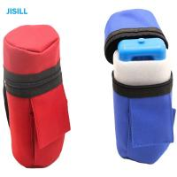 Best Diabetic Portable Oxford Fabric Medical Ice Box With Plastic Material Cooler Brick wholesale