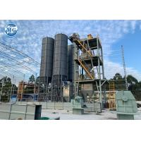 China Automatic Dry Mortar Production Line Large Tile Adhesive Manufacturing Plant on sale