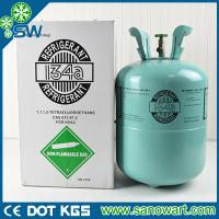 China Pure refrigerant gas r134a hot refrigerant gas R134a on sale