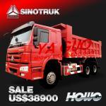 Best HOWO7 336HP 6x4 10WHEELER EURO2 19.32CUBIC DUMP TRUCK ZZ3257N3647W FOR SALE wholesale