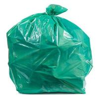 China Customized PLA Biodegradable Waste Bags , Efficient Compostable Garbage Bags on sale