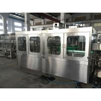 Best Stainless Steel Automatic Liquid Filling Machine And Capping Machine 380V 50HZ wholesale