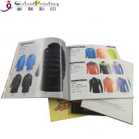 Best Matt Finish Softcover Book Catalogue Pamphlet Printing Services Multi - Color wholesale