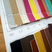 Best 1mm Thick PU Synthetic Leather Wear Resistence Custom embossed PVC Leather Vinyl Fabric wholesale