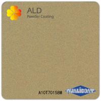 China metallic gold powder coating  metallic sliver powder coating on sale