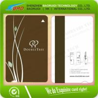 Best Printed PVC Card with Hico Magnetic Strip Hotel Magnetic Strip Card wholesale