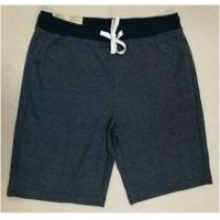 Best Breathable Mens Lounge Shorts , French Terry Shorts Mens Strong Wear Resisting wholesale