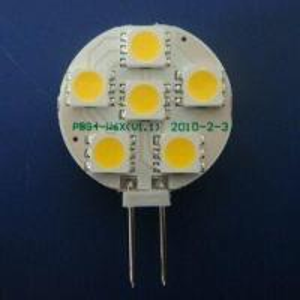 Best LED Bulb with G4 Base 5050 SMD LED, 12V AC/DC wholesale