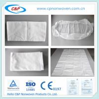 Best Nonwoven fabric surgical bedsheet/bed cover for operation surgery wholesale