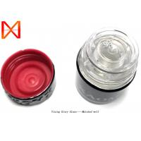 China Round Cylinder Glass Bottle Cap Leakage Preventing High Sealing Performance on sale
