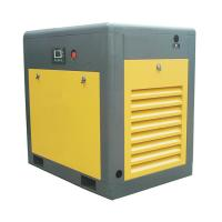 2930 r / Min Motor Speed Rotary Screw Air Compressor 0.8 MPa Discharge Pressure