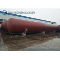 China ASME 200M3 overground horizontal type cylinder LPG storage tank on sale