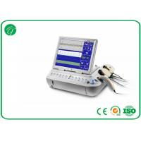China Long Memory Wireless Medical Monitoring Equipment Twin Ultrasound 12 Crystal Doppler on sale