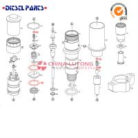 China diesel fuel injectors ford&Diesel Engine Pencil Fuel Injector Nozzle 0 445 120 007 on sale