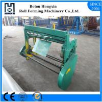 Best Electrical Roll Forming Machine Parts For Roofing Cutting Custom Color wholesale