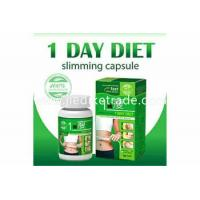 safe Healthy One Day Diet Botanical Slimming Capsule