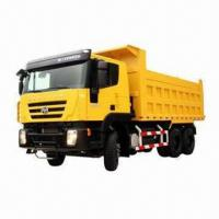 Buy cheap 6 x 4 Tipper, Maximum Payload of 12,860kg, GVW of 25,000kg from wholesalers