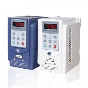 Best 12V Frequency Inverter For 3 Phase Motor , Custom VFD Inverter For Solar Pump wholesale