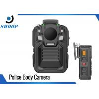 Best Remote Control Wearable Body Cameras WIFI GPS Optional Light Weight wholesale