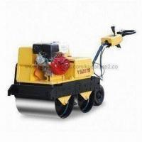 Best Road Roller, Equipped with Honda GX270 Gasoline Engine, 710kg Operating Mass, Compact Structure wholesale