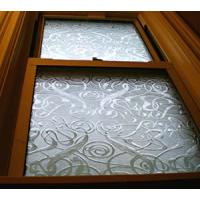 China 3mm-8mm decorative patterned glass/figured glass on sale