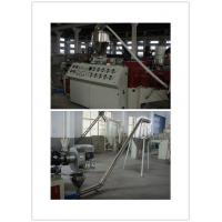 Best Recycle PVC Plastic Granules Making Machine With Air Cooling Line wholesale