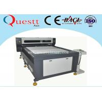 Buy cheap 130 Watt CO2 Laser Engraving Machine 1.3x2.5m Cutting Size For Plastic / Wooden from wholesalers