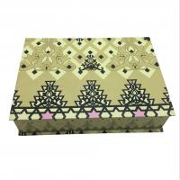 Best Art Paper Custom Clothing Packaging Boxes , Folding Apparel Gift Boxes wholesale