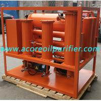 Best Turbine Oil Filtration Equipment with Varnish Removal System,Oil Dehydration Plant wholesale