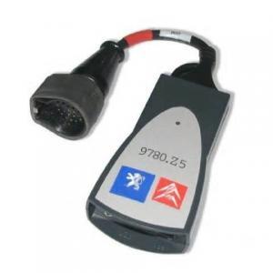 China Pp2000 Lexia-3 Plus Psa 30pin Cable For Citroen / Peugeot Automotive Diagnostic Tools on sale